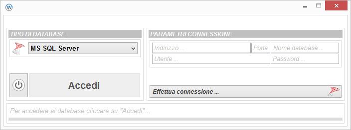Connessione server - Porta sql server ...